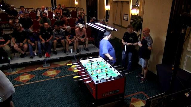 Tony Spredeman/Scott Ohare vs. Trevor Park/Chuck Moore   Open Doubles