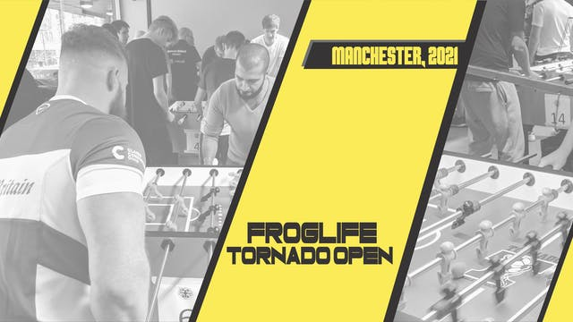 Frog Life Tornado Open 2021 - Friday