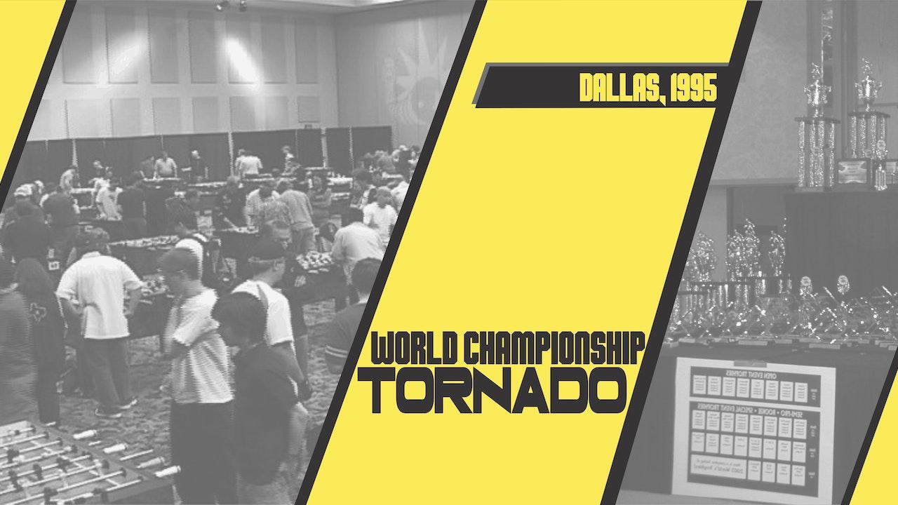 1995 Tornado World Championships