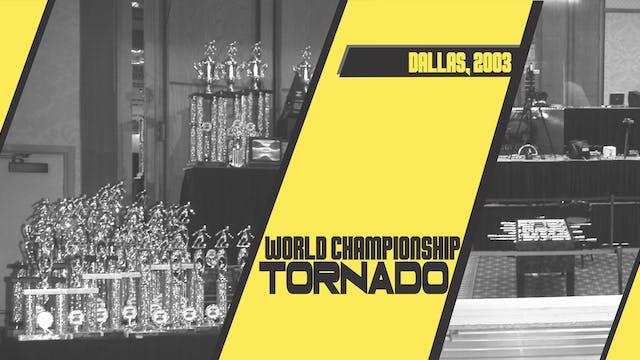 2003 Tornado World Championships