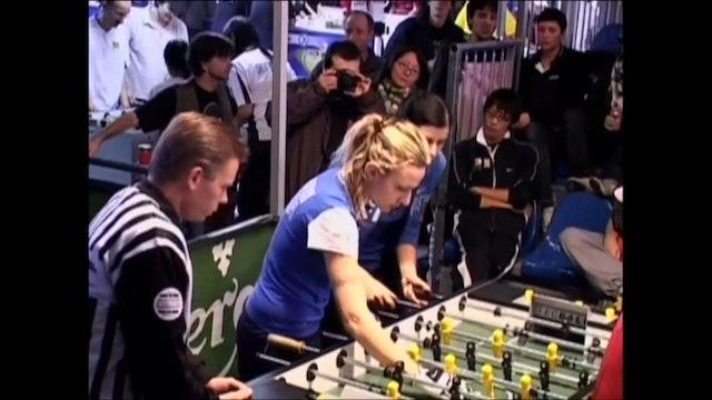 Di Paolo/Brizzi vs. Rohrer/Mosser | Women's Doubles Final