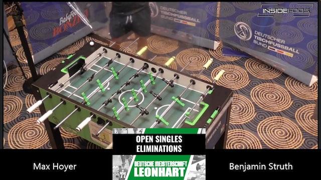 Max Hoyer vs. Benjamin Struth | Men's Singles Round 32