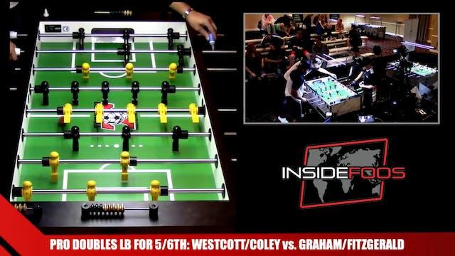 Westcott/Coley vs. Graham/Fitzgerald ...