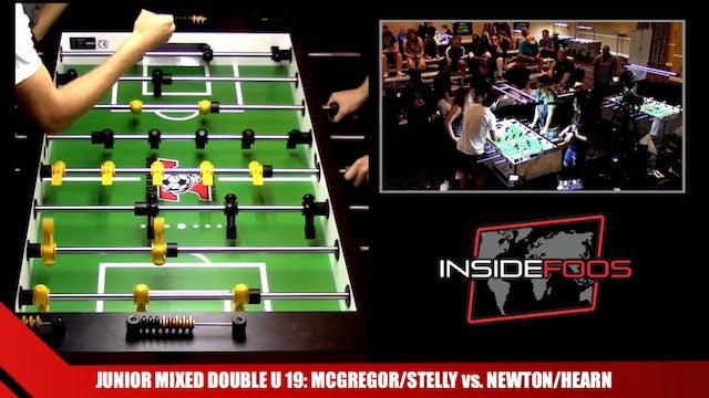 McGregor/Stelly vs. Newton/Hearn   Ju...