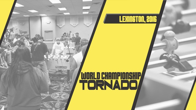 2016 Tornado World Championships