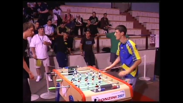 Miguel Dos Santos vs. Zen Thomsen | Junior Singles Final