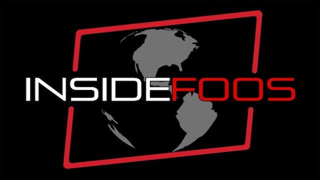 Terry Moore/Bob Diaz vs. Adrian Zamora/Louis Cartwright   Open Doubles