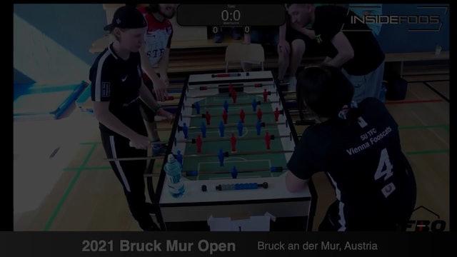 Bauer/Mikula vs. Rohrer/Breuer | Mixed Doubles for 3rd