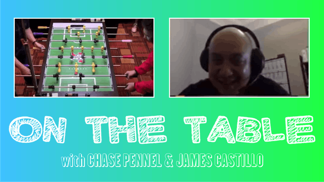 On the Table Episode 3 with James Castillo