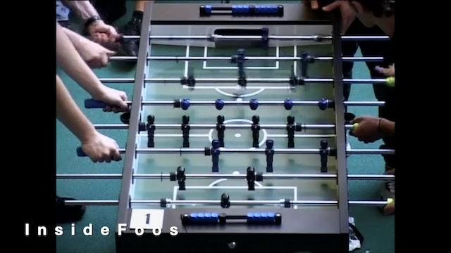 Moore/O'Rourke vs. Wickenmeier/Voight | Open Doubles Loser's Bracket For 4th