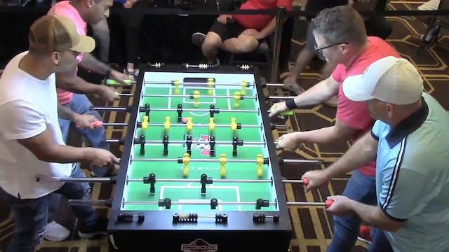 Romero/Gabriel vs. Rue/McMillin | Ope...
