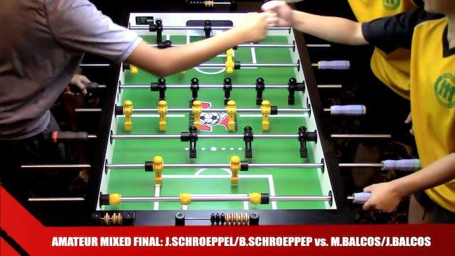 J. Schroeppel/B. Schroeppel vs. M. Ba...