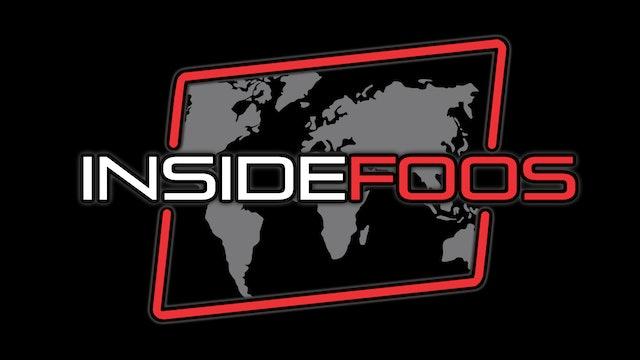 Cody Byre/Justin Shaw vs. Warren Vanlandingham/Brad Laurine   Open Doubles