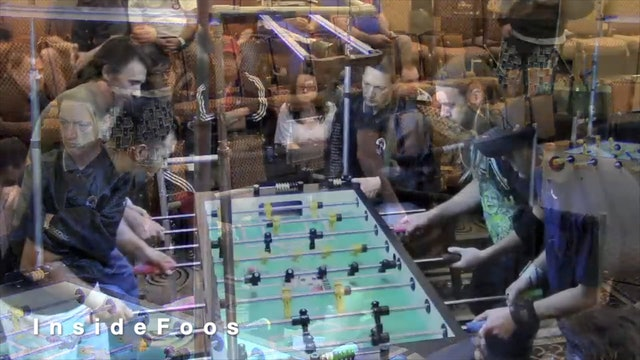 Spredeman/Mares vs. Park/Loffredo   Open Doubles Loser's Bracket For 3rd
