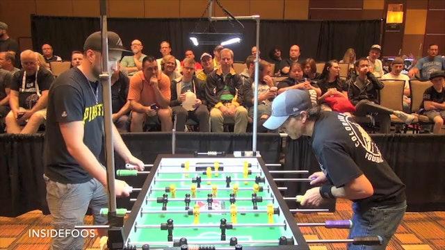 Ryan Moore vs. Rob Mares | Open Singles Semifinal