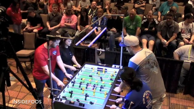 Ryan Moore/Linda Ly vs. Blake Robertson/Liz Moore | Mixed Doubles Final