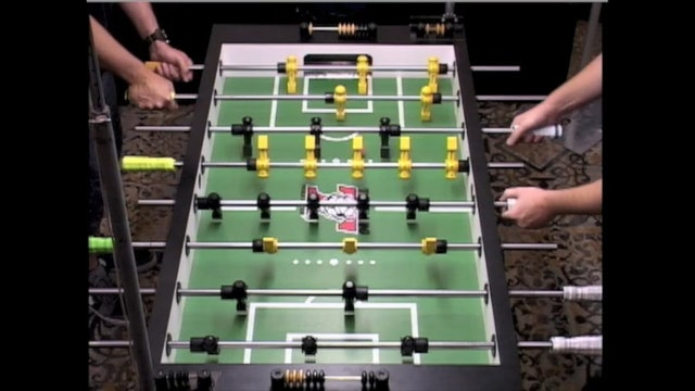 Ryan Moore vs. Billy Pappas | Open Singles Semifinal