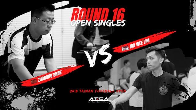 [Zuodong Shan]vs[Kia Wee Lim] | OS-R16