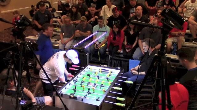 Yore, Jr./Moreland vs. Robertson/Loffredo | Open Doubles Final 2nd Set