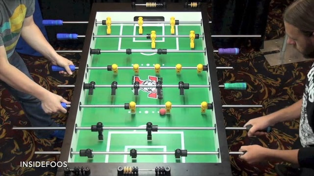 Terry Rue vs. Tony Spredeman | Open Singles Quarterfinal