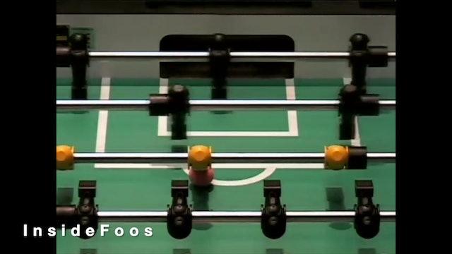 Collignon/Loffredo vs. Gummeson/McMillin | Open Doubles Final 2nd Set
