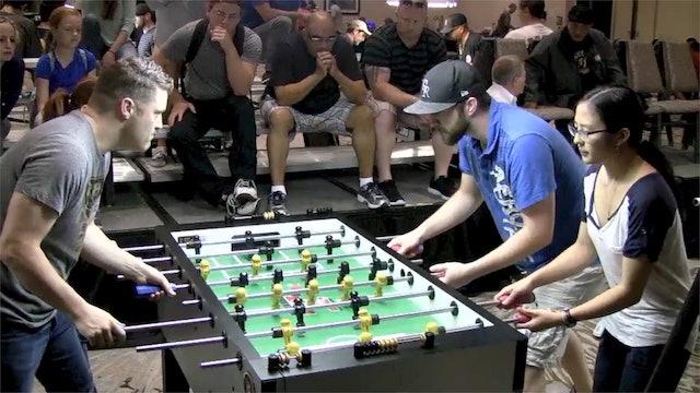 Terry Rue/Keisha Rue vs. Ryan Moore/Jackie Han | Mixed Doubles Final