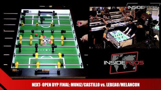 Open DYP Final | Muniz/Castillo vs. L...