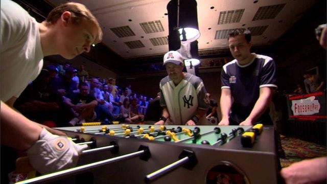 Foosball Master Tour Episode 3 | Collignon/Loffredo vs. Mares/Atha
