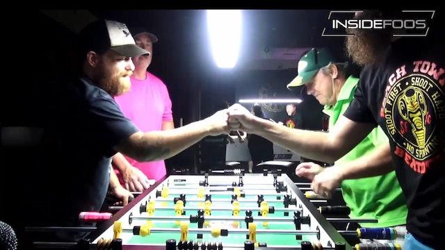 Tommy Brewer/Brian Phelan vs Brad Laurine/Matt Klynsmith | DYP for 3rd