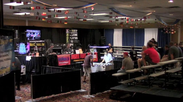 Liem Le vs. Scott Ohare | Open Singles Round 32