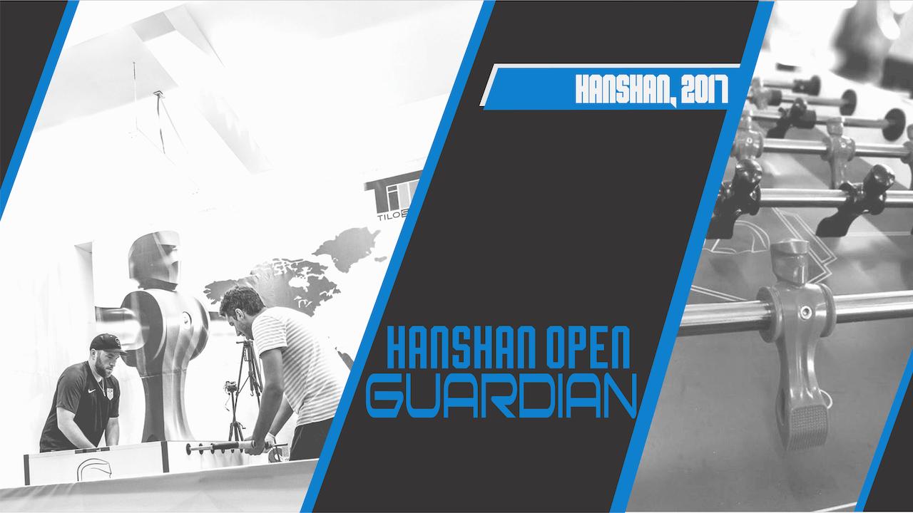 2017 Guardian Hanshan Open