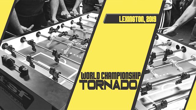 2019 Tornado World Championships