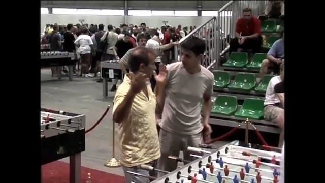 Bentivoglio/Rieger vs. Stingelin/Kais...