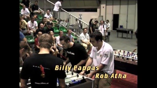 Collignon/Loffredo vs. Atha/Pappas | ...