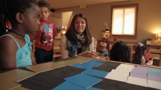 Maria Montessori Focus