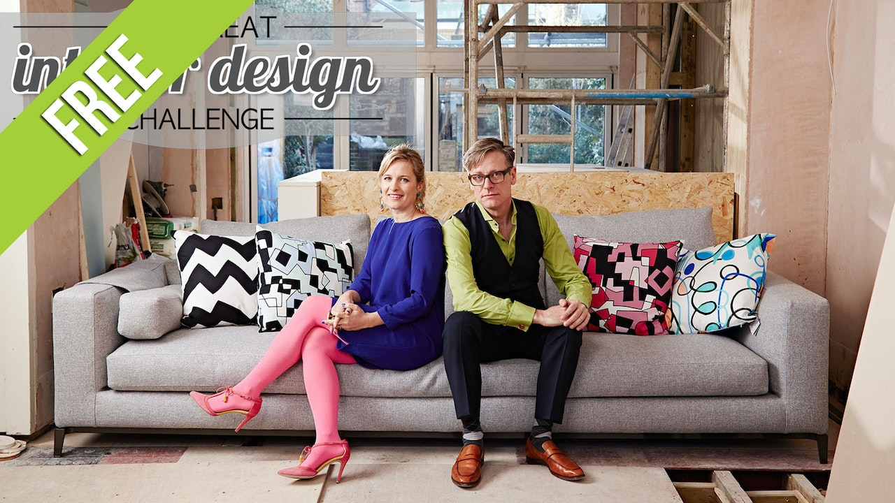 The Great Interior Design Challenge - Free Episodes