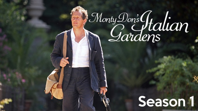 Monty Don's Italian Gardens - Season 1