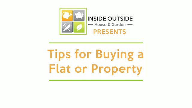 Tips for Buying a Flat or Property