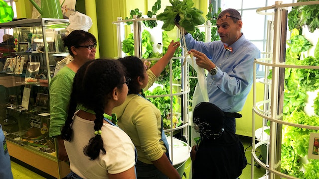 The Green Bronx Machine: The Power of a Classroom Farm