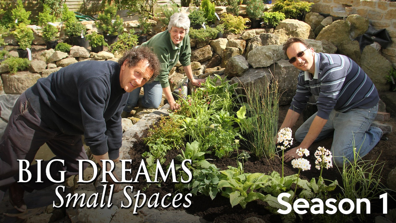 Big Dreams Small Spaces - Season 1