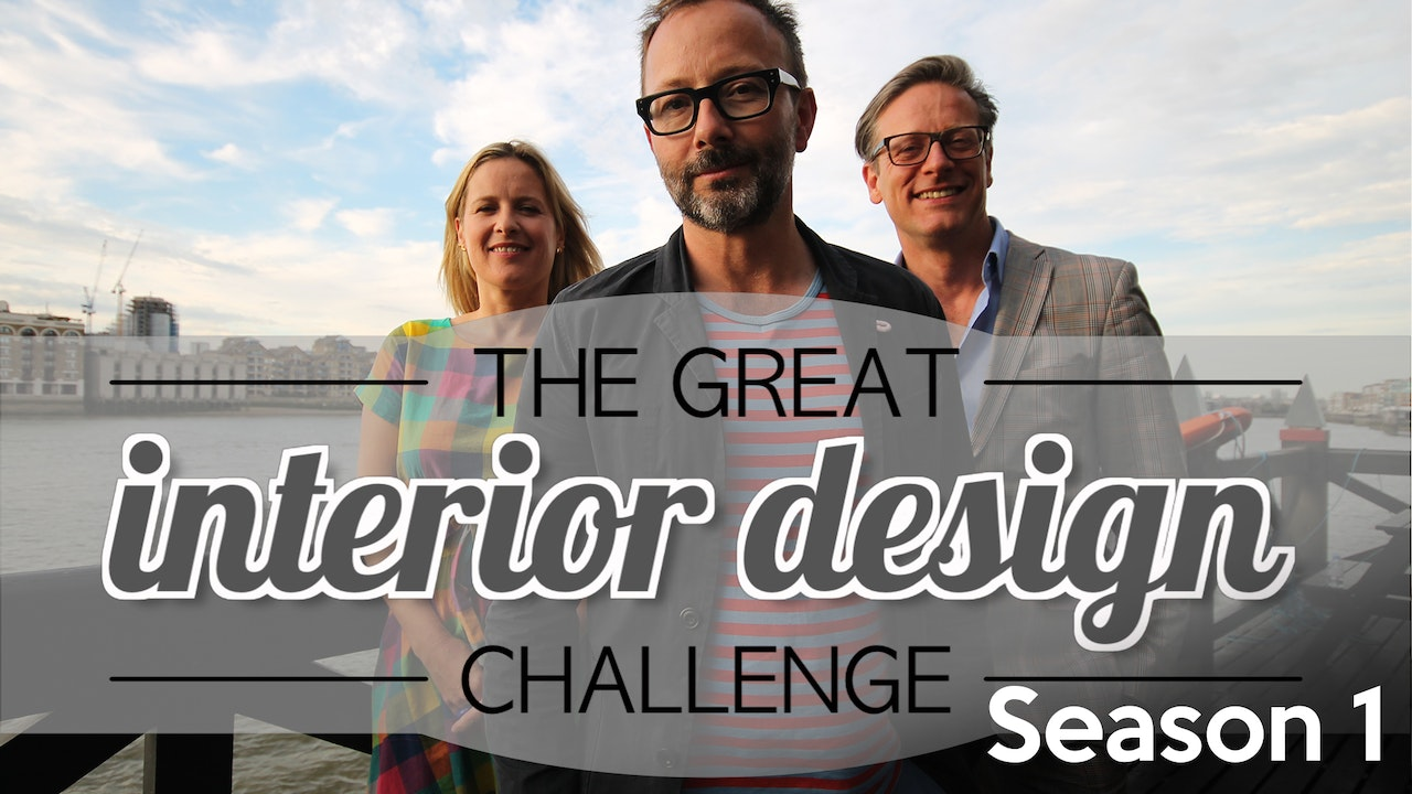 The Great Interior Design Challenge Season 1 Inside Outside