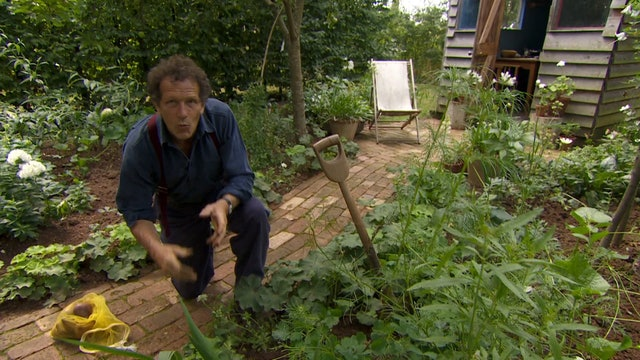 Gardeners' World - Writing Garden