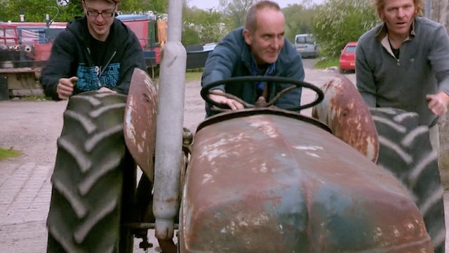 Kevin McCloud's Man Made Home Series 1 - Episode 1 - A Dream