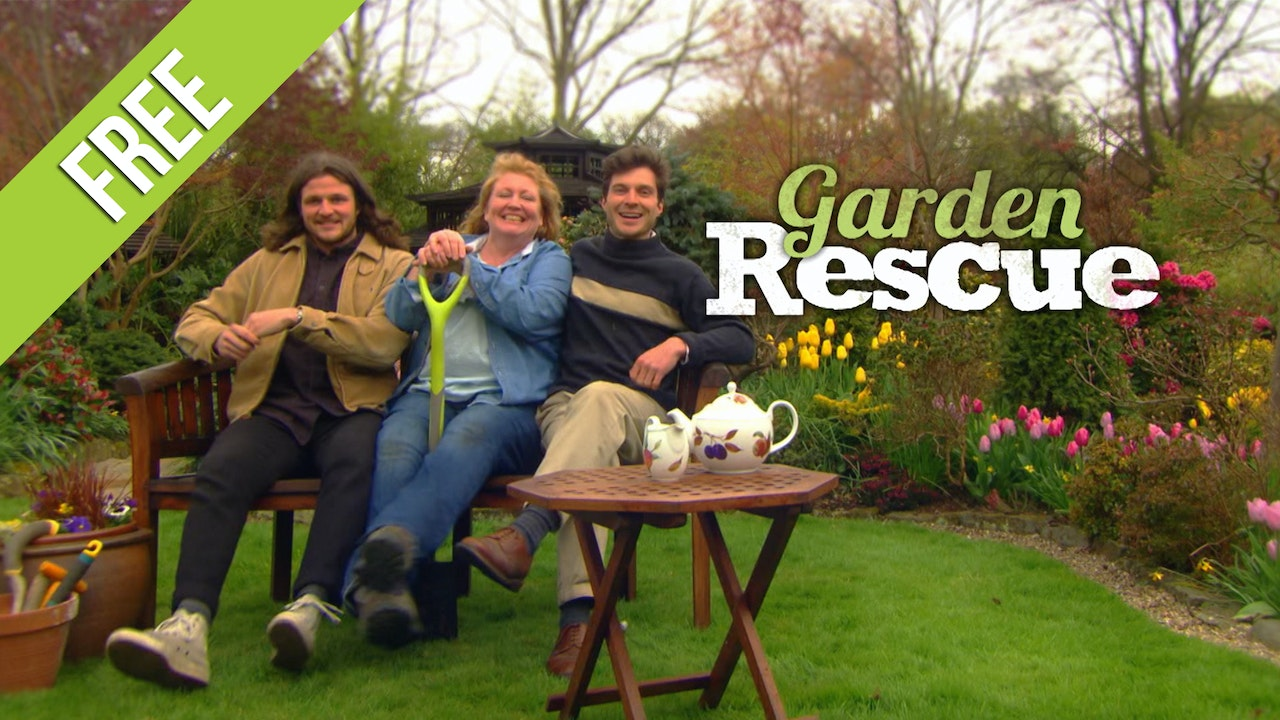 Garden Rescue - Free Episodes