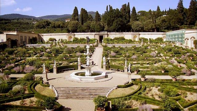 Monty Don's Italian Gardens - Florence