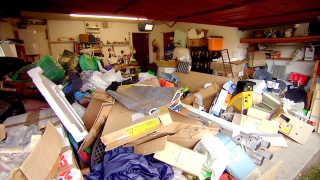 Hoarders Get Your House in Order | Sylvia