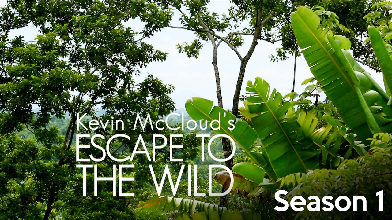 Kevin McCloud's Escape to the Wild - Season 1