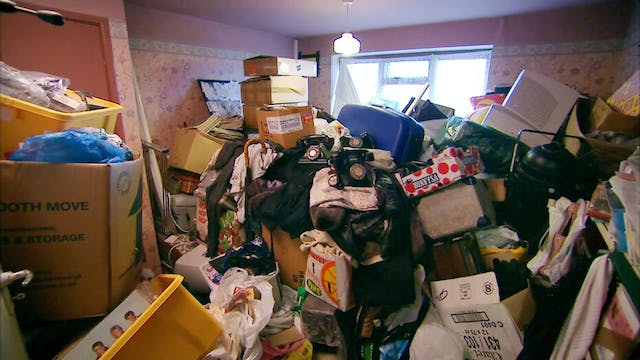 Hoarders Get Your House in Order | Ray