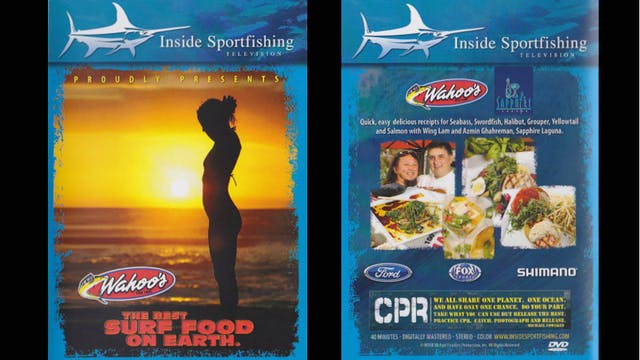 Wahoo's The Best Surf Food on Earth   TRT  40:00
