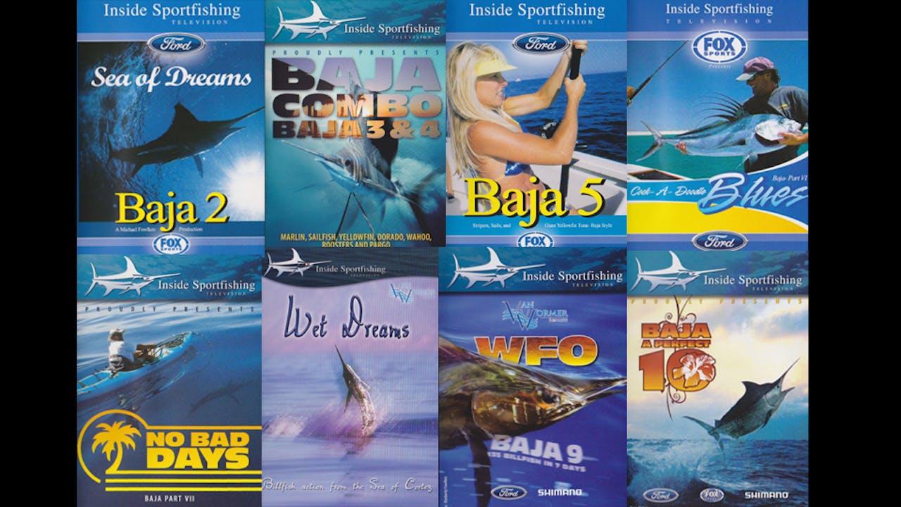The Best of Baja  Complete Bundle  TRT  722:00  [12.0 hours of video]
